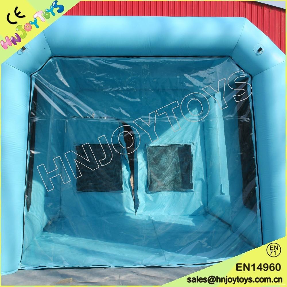 portable poste de travail doublure stand mobile gonflable utilis voiture camion cabine de. Black Bedroom Furniture Sets. Home Design Ideas
