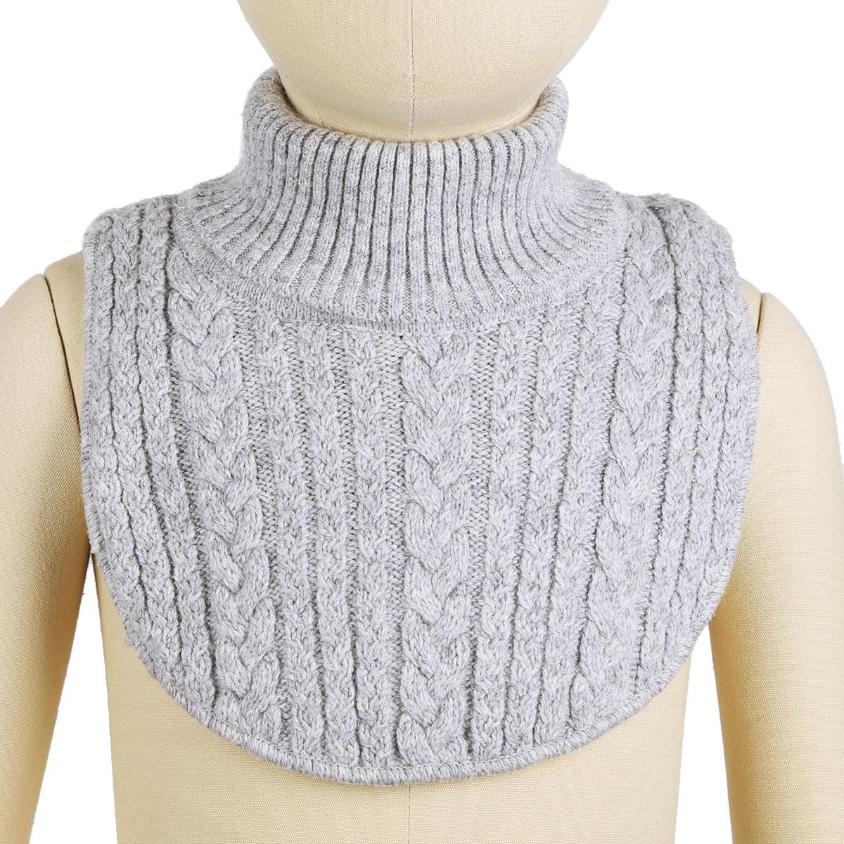Boy's Tie Latest Collection Of Baby Childrens Neck Gaiter Scarf Fake Collar Kraagjes Dames Baby Turtleneck Warmer Sweater Collar Neck Cover Lightweight Collar