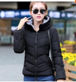 7-color обновление издание супер тёплый зима парка куртка пальто дамы женщины куртка приталенный короткая мягкий женщины сэмми