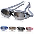2016 New Men Women Anti Fog UV Protection Swimming Goggles Professional Electroplate Waterproof Swim Glasses