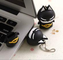 Batman usb flash drive 4gb/8gb/16gb/32gb USB Flash 2.0 Memory Drive Stick S39