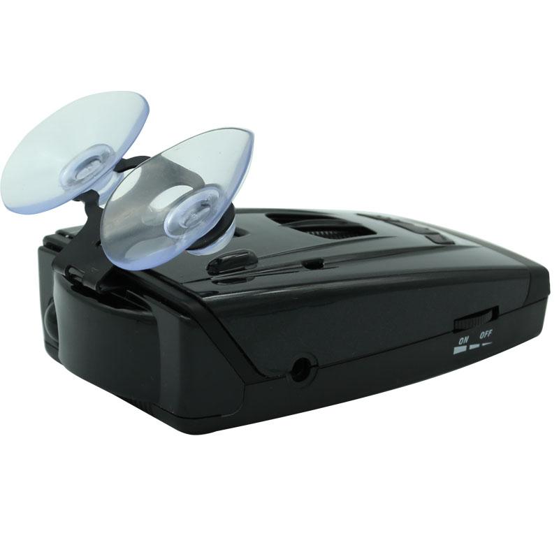 Новый STR535 автомобиля лазерный детектор детекторы стрелка сигнализация марка 16 бренда иконка детектора автомобиля для россии