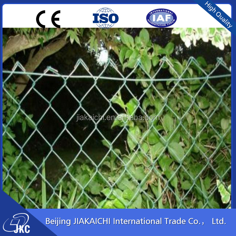 Parking Lot Chain Link Fence 5x5 Gate Panel 6 0kg M2