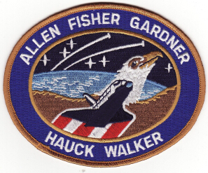 NASA Space Patches Embroidery Customize Logo Patches ...