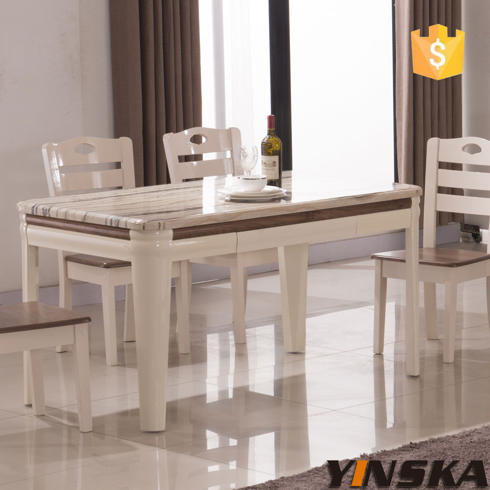 Modern White Dining Room Sets For Sale