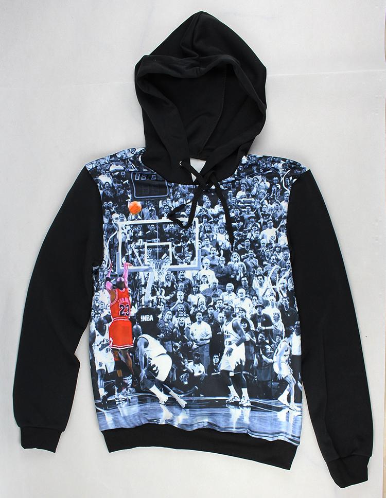 Graphic hoodies for men