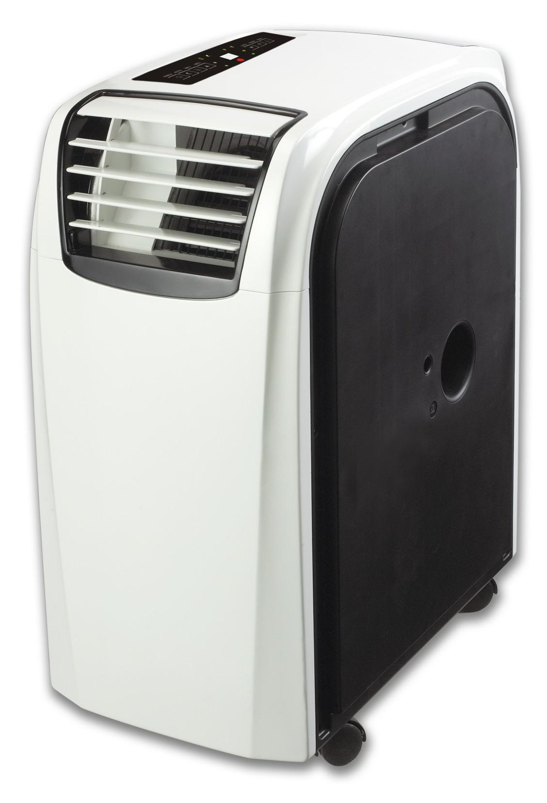 Floor Stand Portable Air Conditioner Easy Moving Air