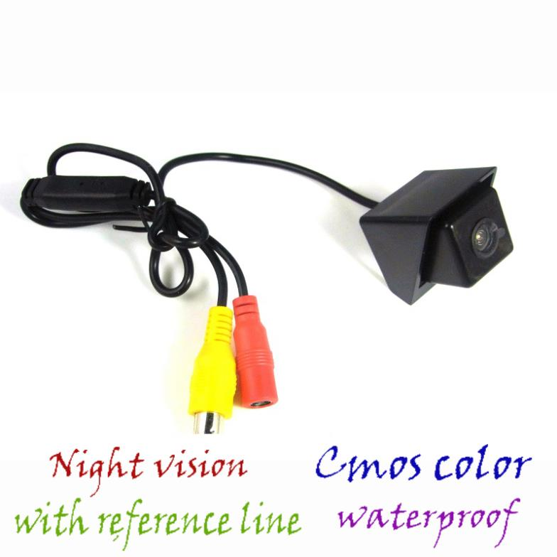 Car rear view camera for Ssangyong new Actyon Korando waterproof night version free shipping