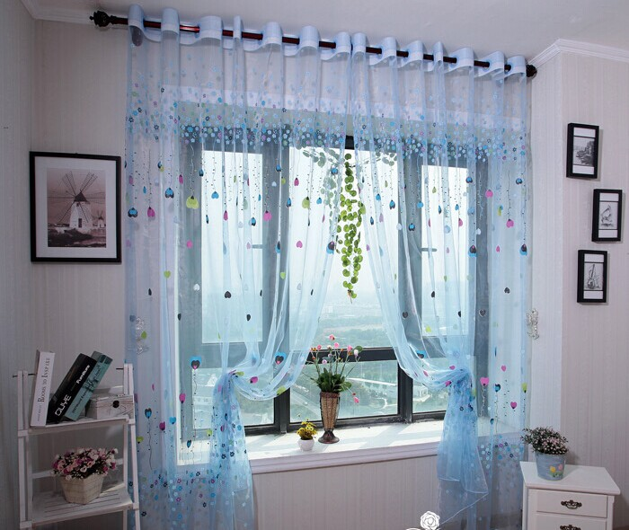 chinesisch wohnzimmer gardinen vorh nge mode fenster screening t llvorh nge fertige produkt in. Black Bedroom Furniture Sets. Home Design Ideas