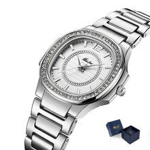 Часы MISSFOX женские, модные, повседневные, кварцевые, розовое золото, Xfcs, Прямая поставка, 2020(Китай)