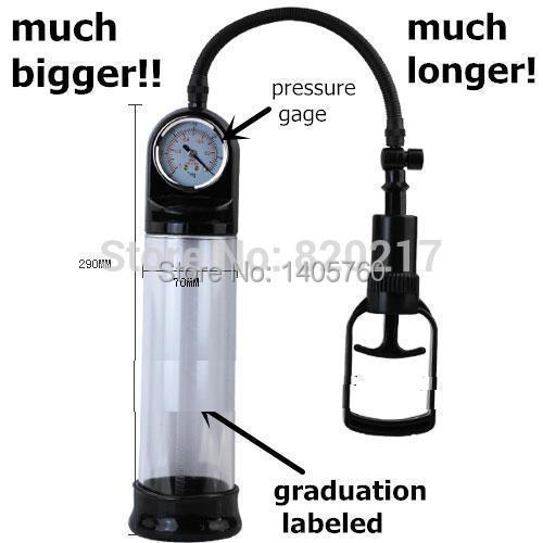 Men S Top Gauge Professional Pressure Penis Enlarger Pump 79
