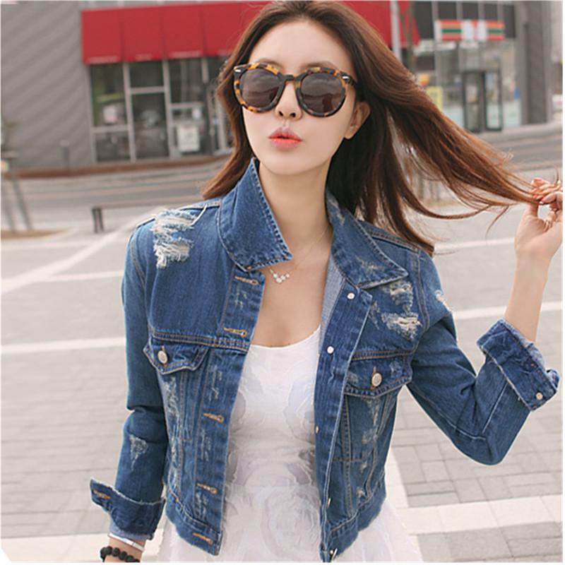 Compra Para mujer chaqueta de mezclilla blanco online al