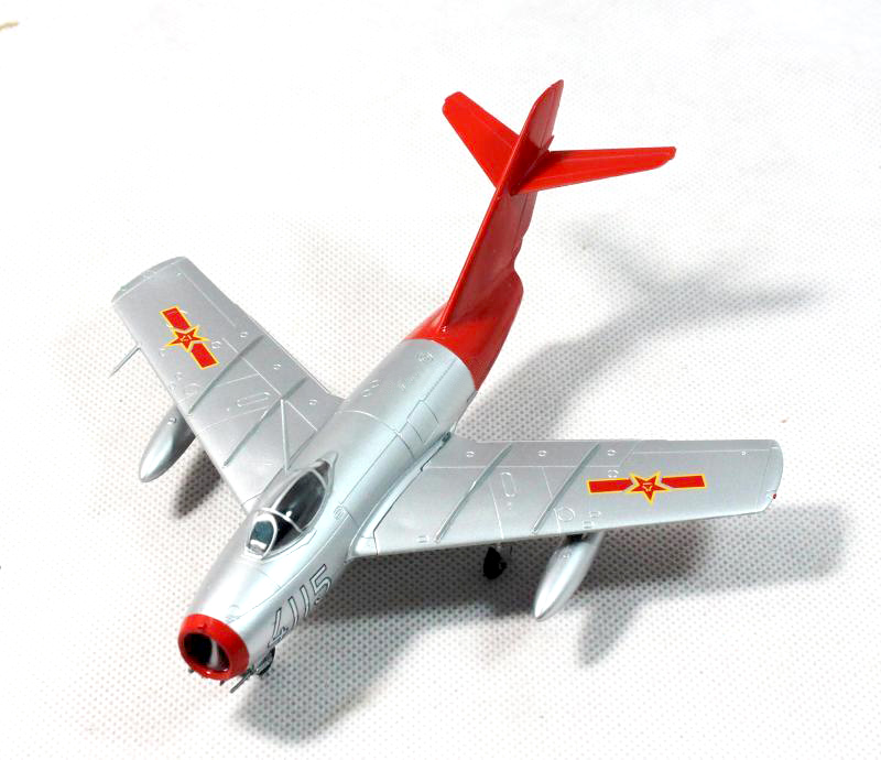 TRUMPETER 1:72 Chinese Air Force MIG MIG 15 Fighter Model