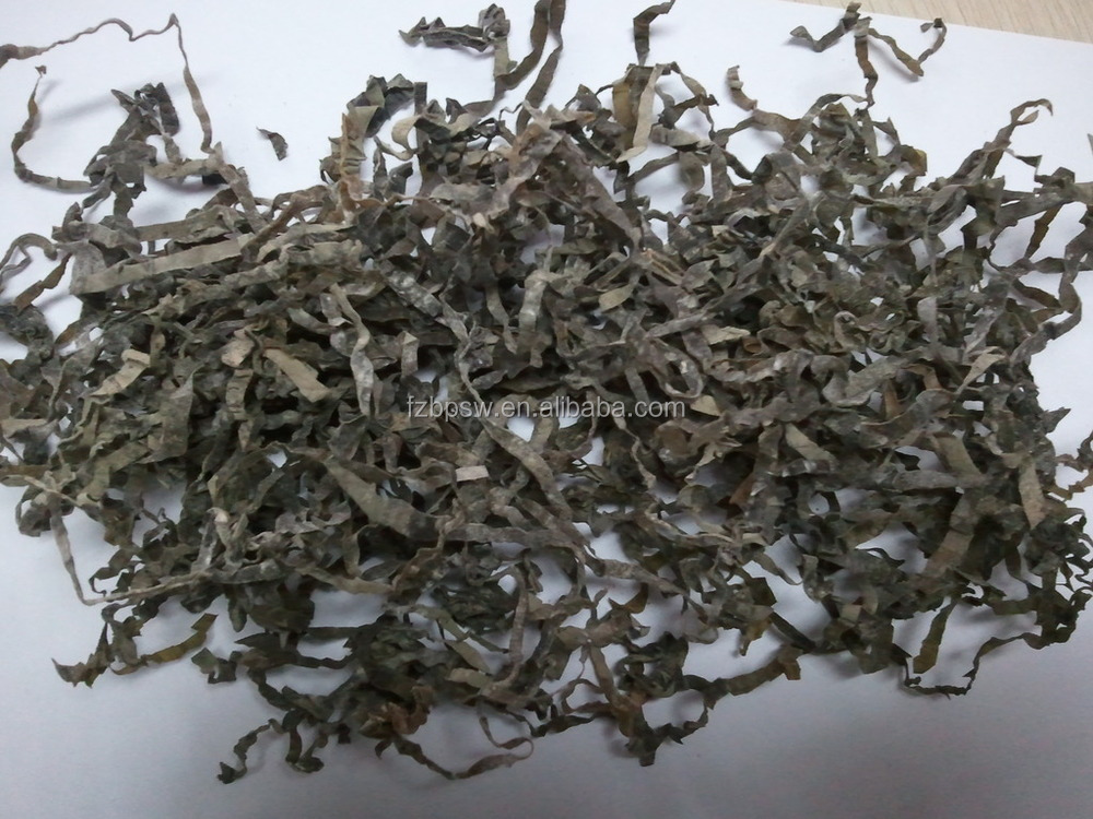 Natural Dried Seaweed Food,Sun Dried Shredded Kelp ...