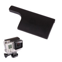 Go pro Camera Accessories Plastic Underwater Case Shell Lock buckle for Gopro Hero 3+ 4 Waterproof Housing Case