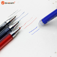 1 Psc Office Stationery 47200 Unisex Pen Erasable Pen Unisex 0.5 Gel Pen 4 Color Choose Learning Essential