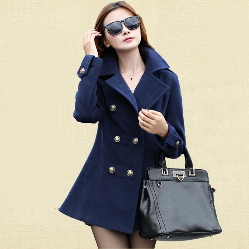 191f5f0c5f4 abrigos de mujer azul