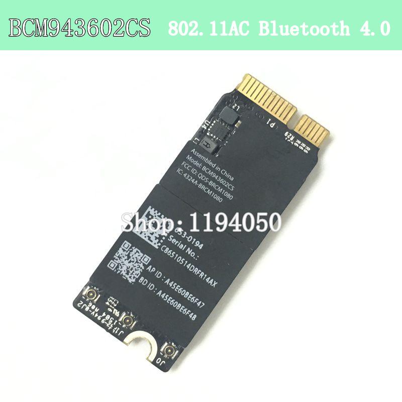 Buy Cheap Discount Broadcom BCM943602CS 1750Mbps 802 11AC WiFi