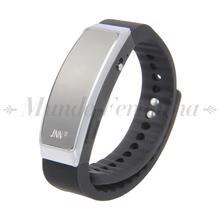 Digital 4GB Voice Recorder USB Wristband Bracelet Sound Dictaphone MP3 Mic Black