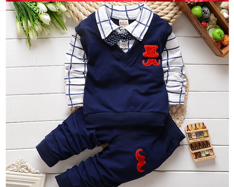 325a3d2f95894 spring autumn Baby boy clothing sets products kids cartoon clothes ...