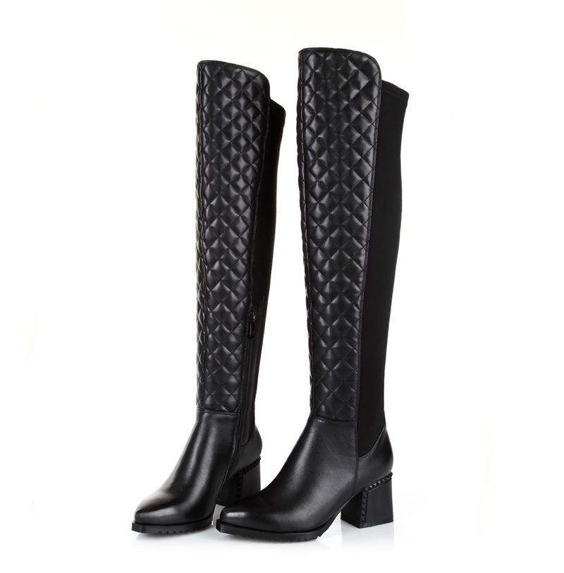 90837664e women s quality leather boots.