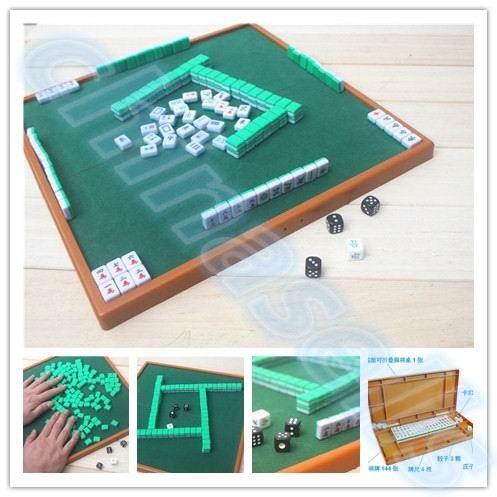 Compre Venta Al Por Mayor Viaje Pequeno Juego De Mahjong Mini
