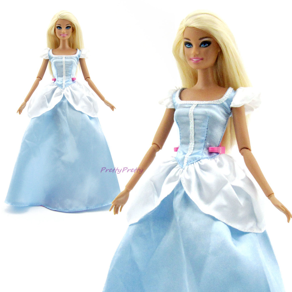 Cinderella Baby Doll Dress On Storenvy: Aliexpress.com : Buy One Pcs Original Doll Clothes For