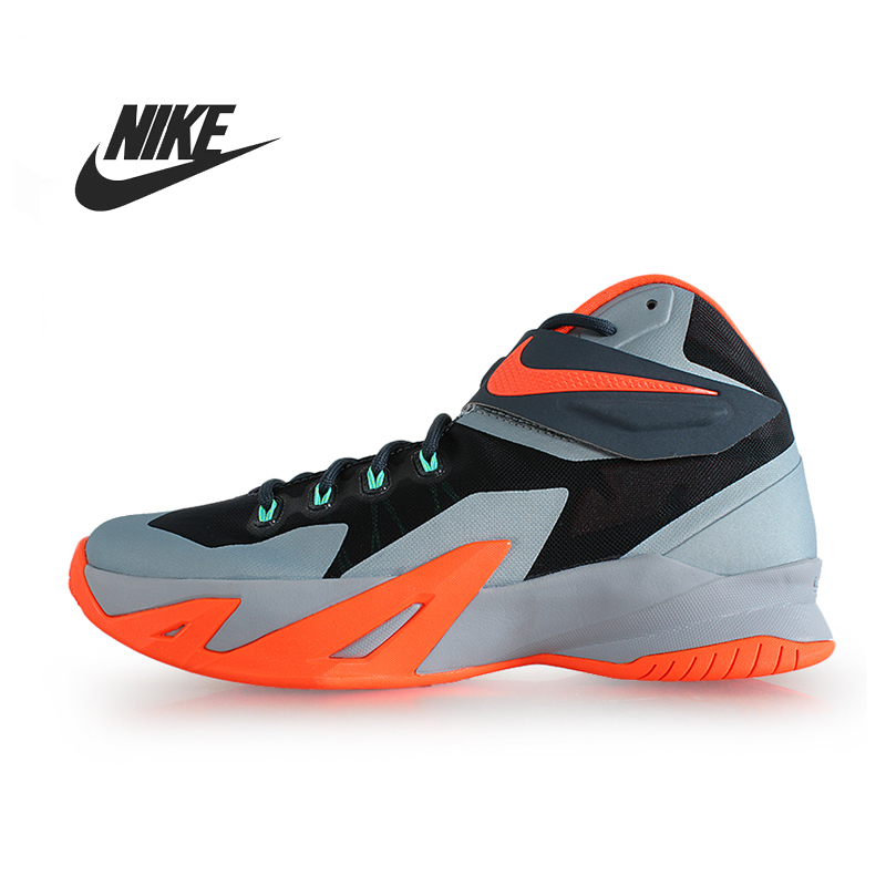 cb166f57b0d3e nuevo nike zapatillas de baloncesto logo - Santillana ...