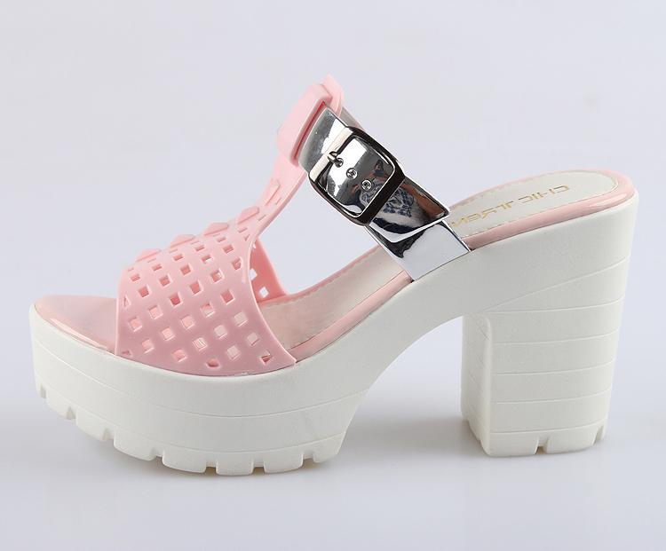 Sandales Plastique Valoo Fr