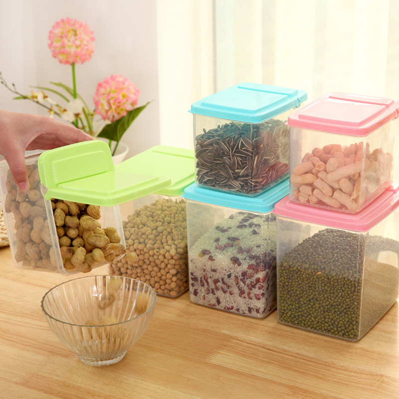 Where To Store The Box Cereals In The Kitchen