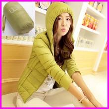 Ultra lehká bunda s kapucí pro ženy