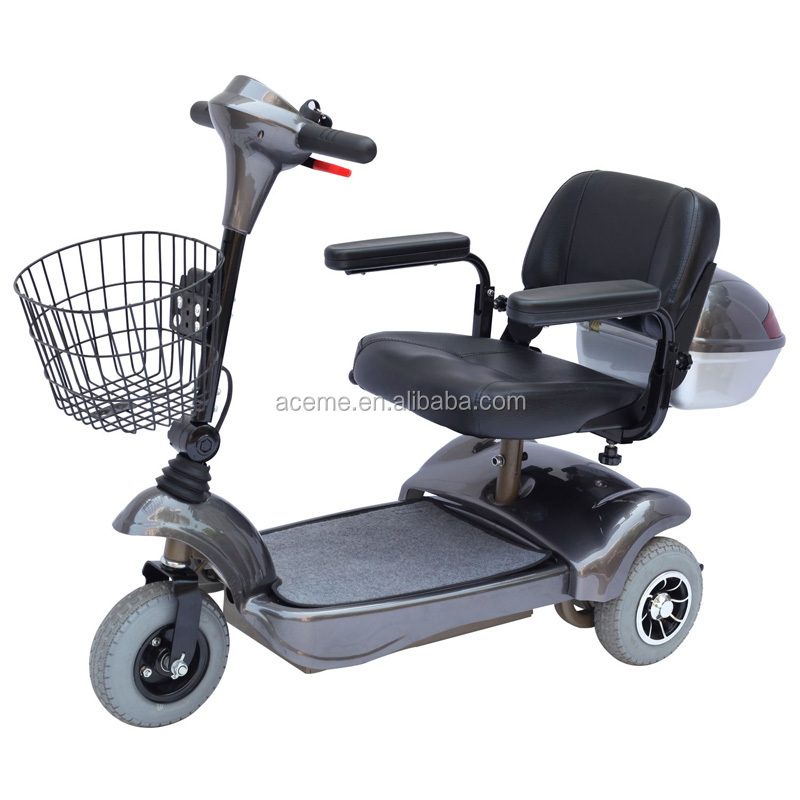 This idea Adult electric three wheel scooters seems