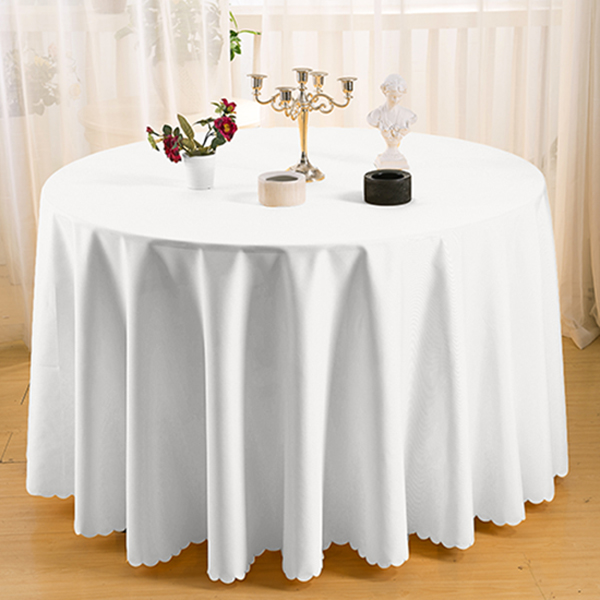 Popular 60 Inch Round White Tablecloths Buy Cheap 60 Inch