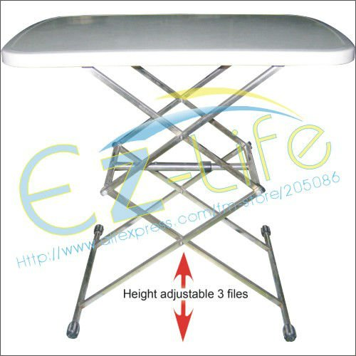 Cheap Adjustable Height Coffee Table: Factory Price Wholesale, Multi Function Folding Table