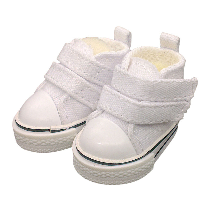 88e2728e1032b Tilda 5cm Shoes For Dolls BJD Toy Casual Boots 1/6 Gym Sneakers for EXO  20cm Korea KPOP Plush Dolls Accessorries for Doll Toy
