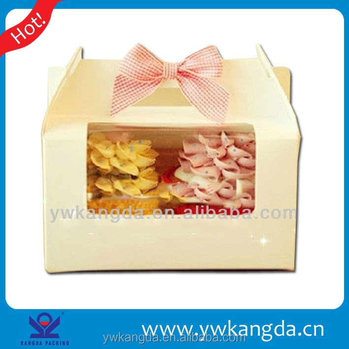 Decorative Cake Boxes Wholesale