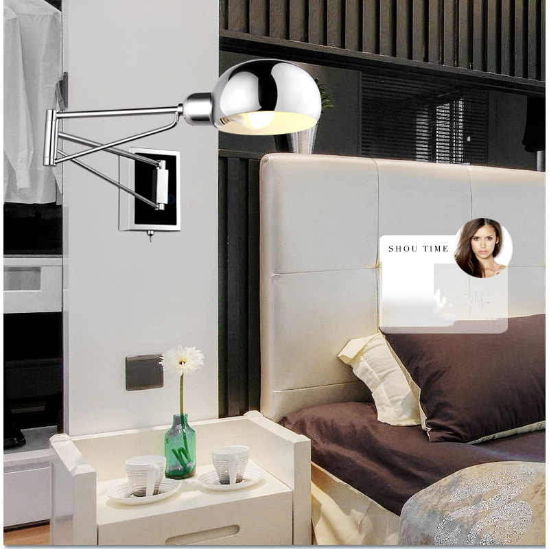 Buy free shipping bedroom modern wall - Bedroom reading lights wall mounted ...