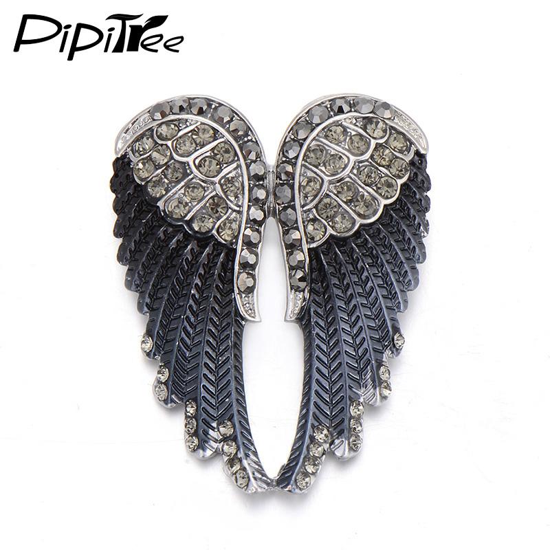 Pipitree Fashion Vintage Angel Wings