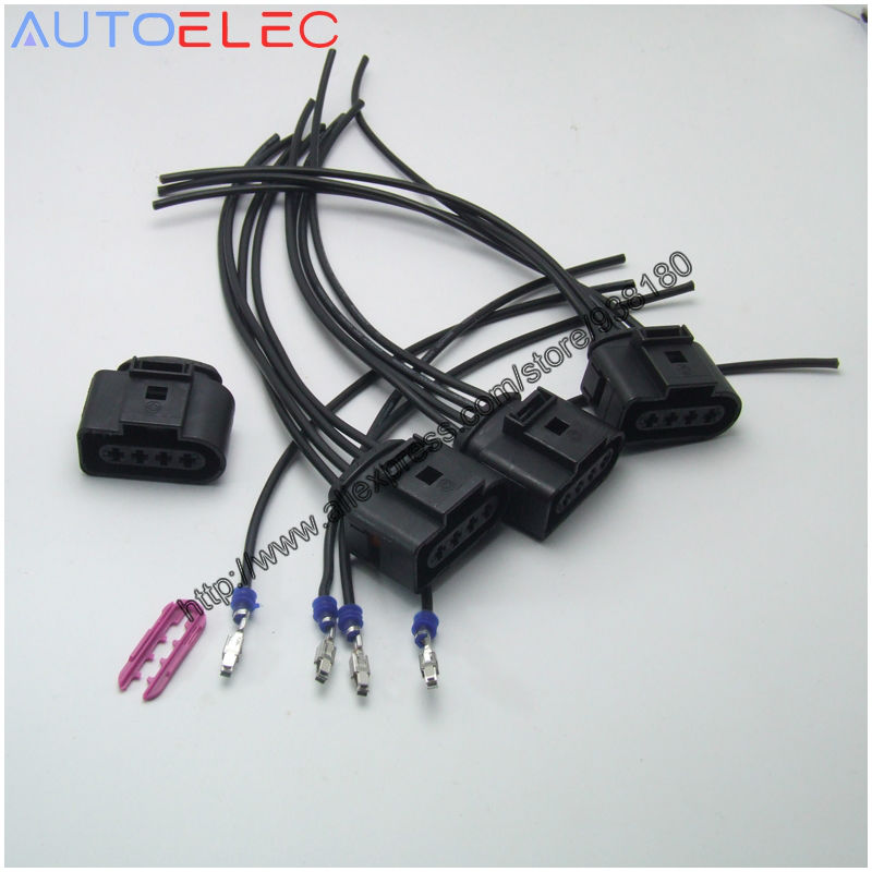 Ignition Coil Wiring Harness For Audi A on