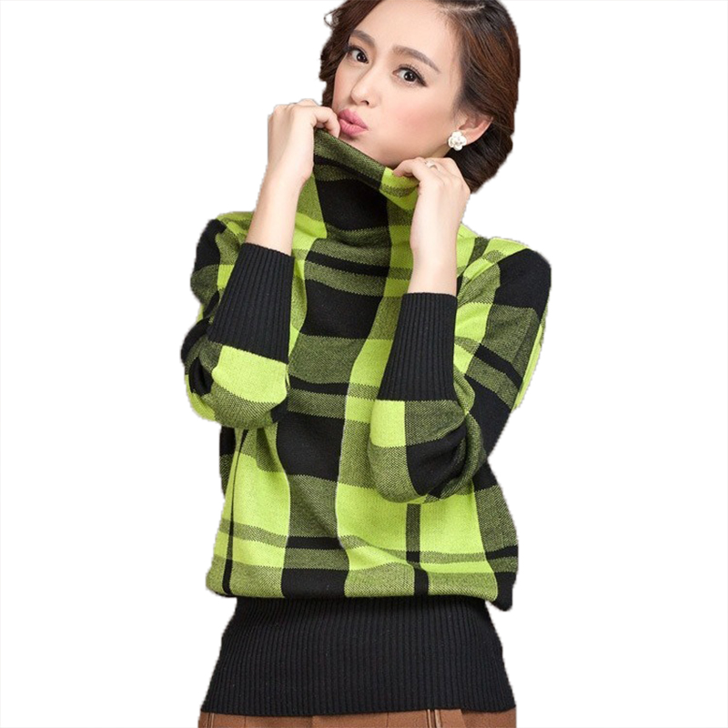 woman turtleneck sweater casual 2016 New font b winter b font autumn Korean style women s