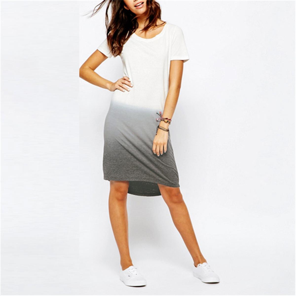 Summer Style 2016 Casual T shirt Dress Brand New Stylish ...