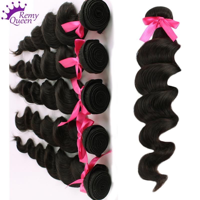 8A grade Brazilian Virgin Hair Body Wave Wavy 5 PCS Unprocessed virgin hair wavy virgin brazilian