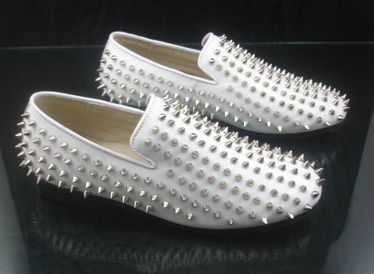 spikes #spiked #shoes #oxfords