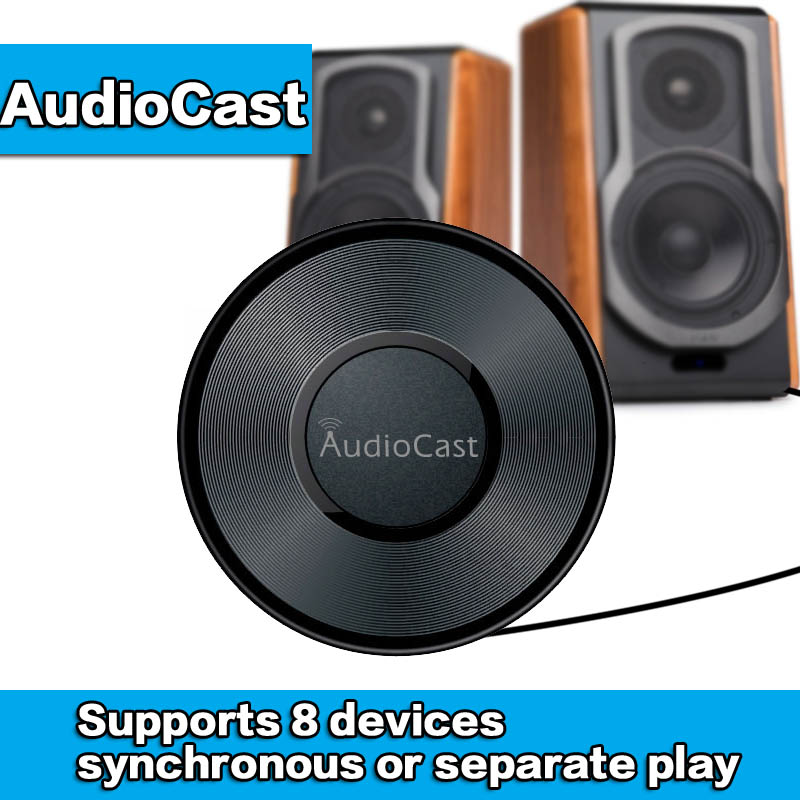 Portable AudioCast M5 Airplay DLNA Music Receiver