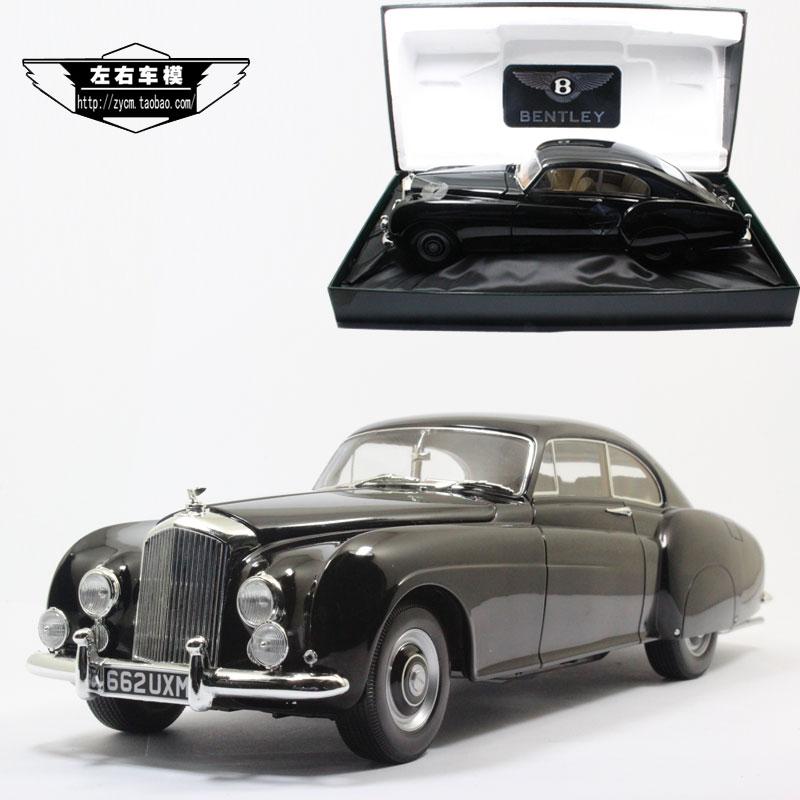 Minichamps 1:18 1954 Royal Car Bentley R TYPE Alloy