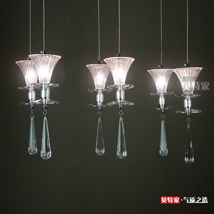 mode kristall lampe kristall pendelleuchte esstisch lampe. Black Bedroom Furniture Sets. Home Design Ideas