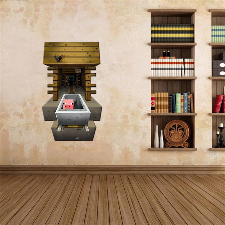 Various-Inside-50-70cm-Popular-Game-Minecraft-Wall-Sticker