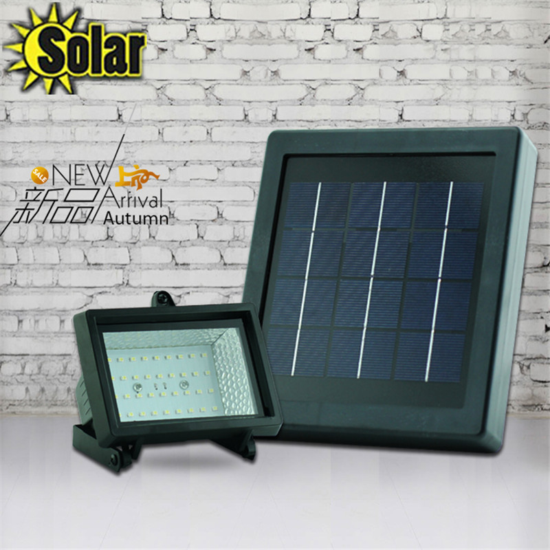 Hot Sale 36leds Solar Power Floodlight Led Garden Lights