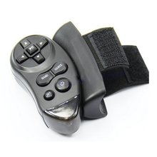 Car Universal Steering Wheel Remote Control Learning For Car CD DVD VCD Free Shipping