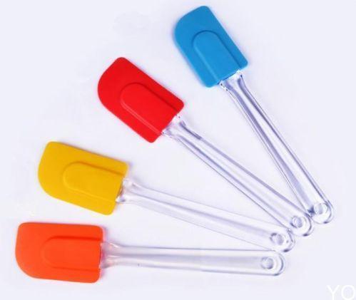 New-Kitchen-Silicone-Cake-Spatula-Mixing-Scraper-Brush ...